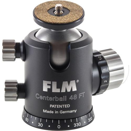 FLM CB-48FT Professional FT Series Ball Head 12 48 901