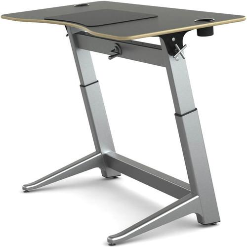 Focal Upright Furniture Locus Standing Desk FSD-5000-BK
