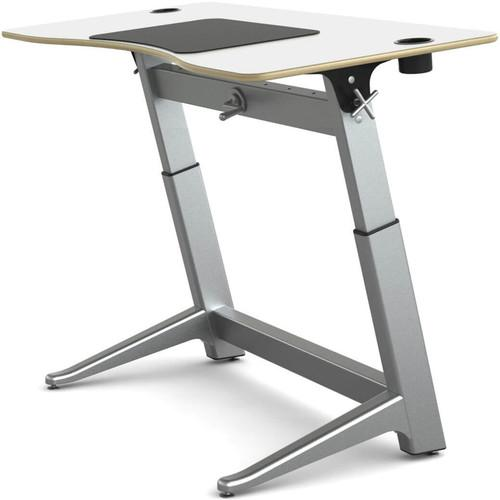 Focal Upright Furniture Locus Standing Desk FSD-5000-WH