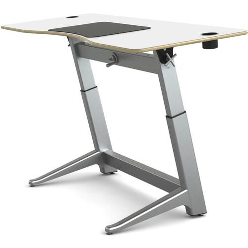 Focal Upright Furniture Locus Standing Desk FSD-6000-WH