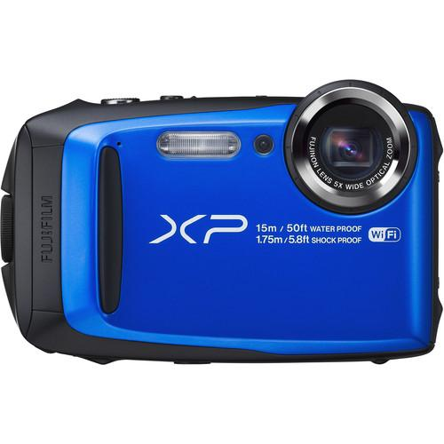 Fujifilm FinePix XP90 Digital Camera (Blue) 16500076