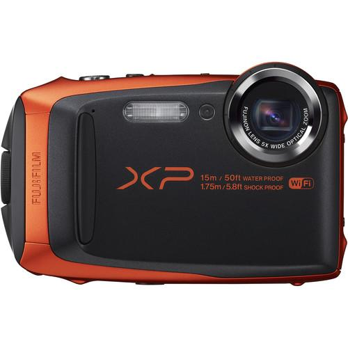 Fujifilm FinePix XP90 Digital Camera (Orange) 16500337