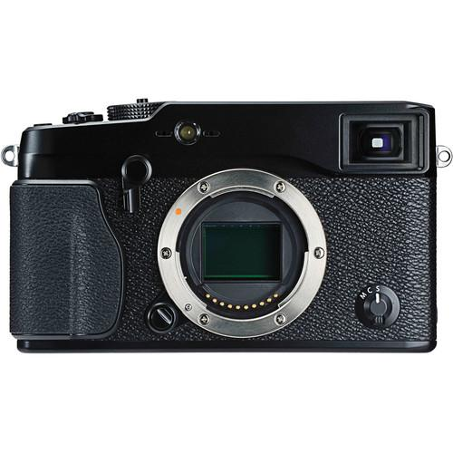 Fujifilm X-Pro1 Mirrorless Digital Camera Body Deluxe Kit