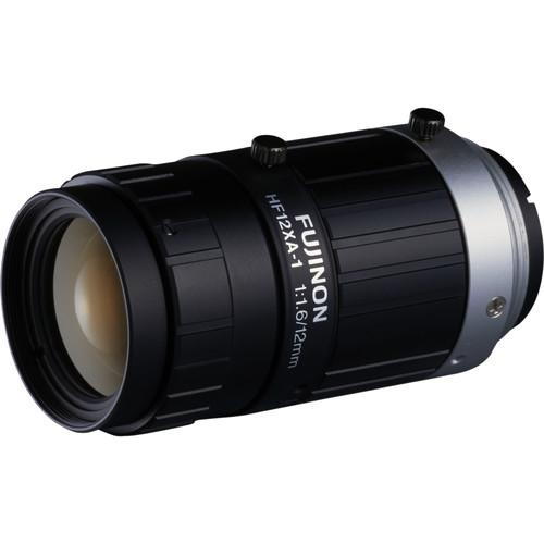 Fujinon HF-XA Series C-Mount 12mm Fixed Focal Lens HF12XA-1