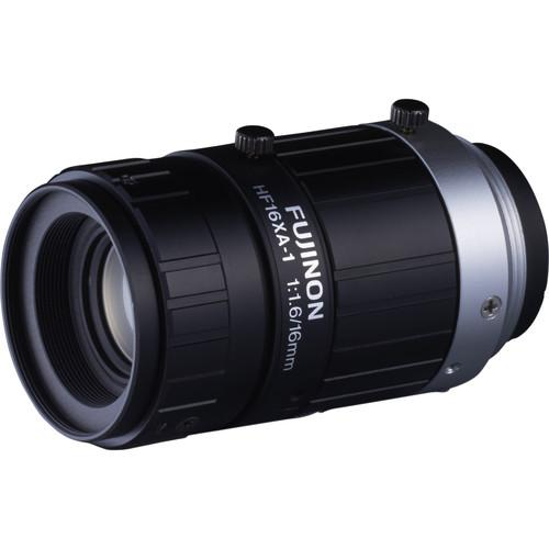 Fujinon HF-XA Series C-Mount 16mm Fixed Focal Lens HF16XA-1