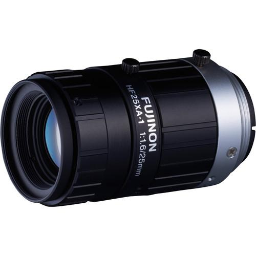 Fujinon HF-XA Series C-Mount 25mm Fixed Focal Lens HF25XA-1