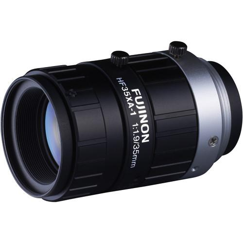 Fujinon HF-XA Series C-Mount 35mm Fixed Focal Lens HF35XA-1