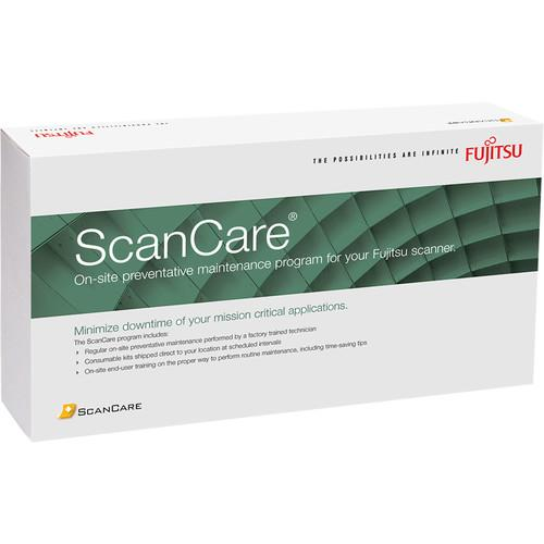 Fujitsu ScanCare Service Program for fi-6010N S6010N-SCMYNBD-3
