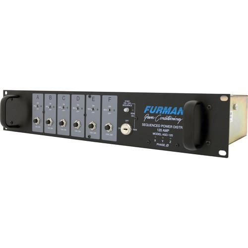 Furman 6-Channel Power Distributor (Version 2) ASD-120 2.0