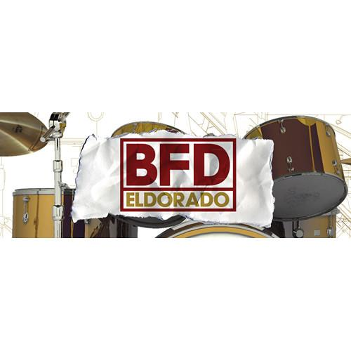 FXpansion BFD Eldorado - Expansion Pack for BFD3, BFD FXBFDELD01