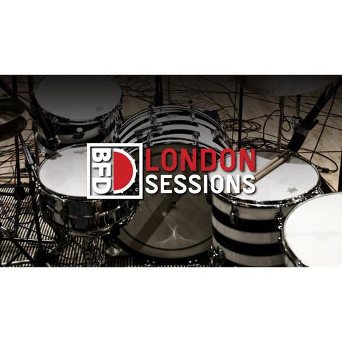 FXpansion BFD London Sessions - Expansion Pack BFDLDN001
