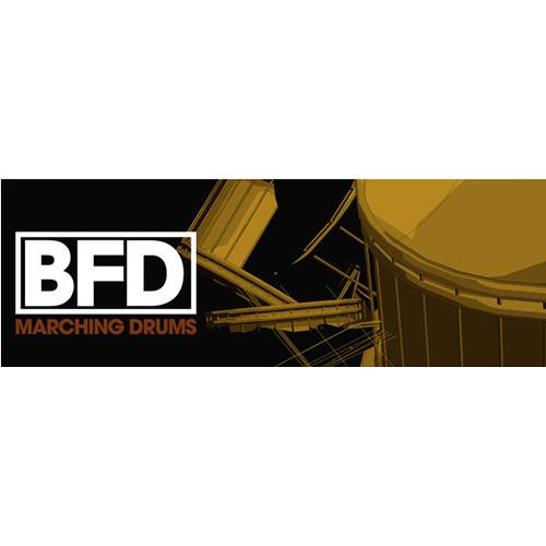 FXpansion BFD Marching Drums - Expansion Pack FXBFDMAR001