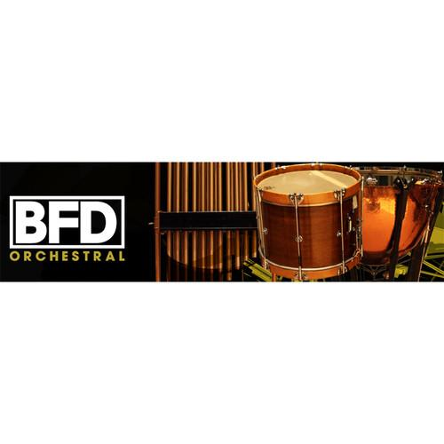 FXpansion BFD Orchestral - Expansion Pack for BFD3, FXBFDORC001
