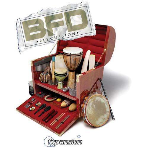 FXpansion BFD Percussion - Expansion Pack for BFD3, BFD FXPER001