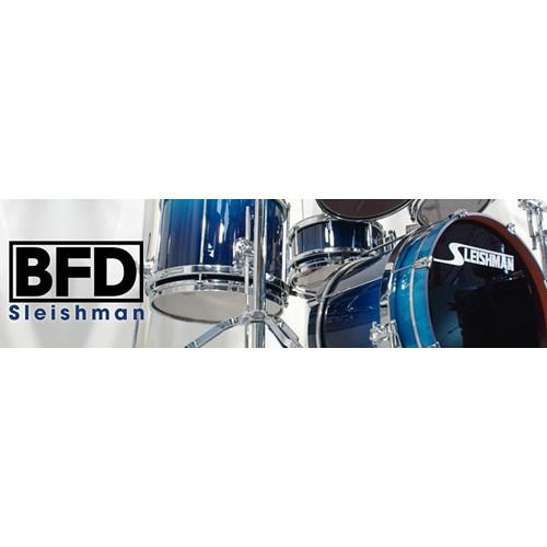 FXpansion BFD Sleishman Drums - Expansion Pack FXSLH001