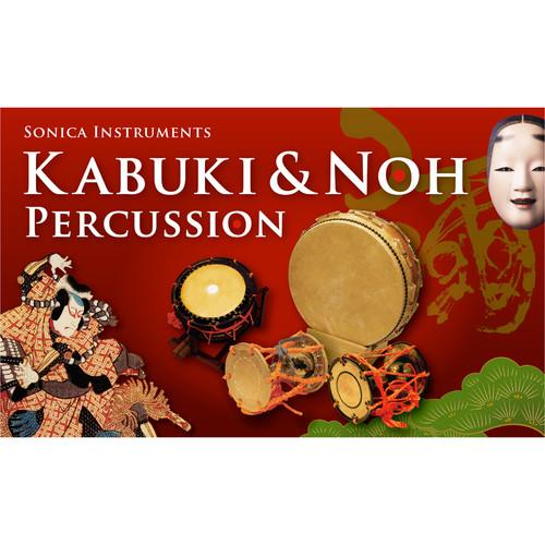 FXpansion Kabuki & Noh Percussion - Expansion Pack FXKBK001