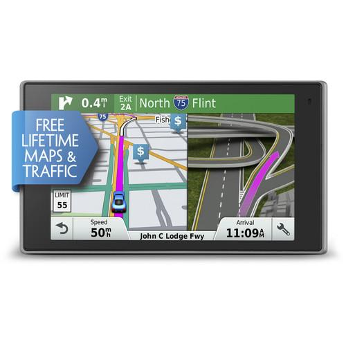 Garmin DriveLuxe 50 LMTHD Navigation System 010-01531-00