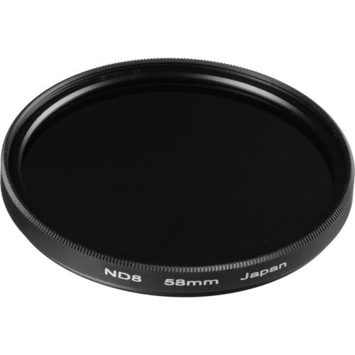General Brand 58mm Solid Neutral Density 0.9 Filter ND858