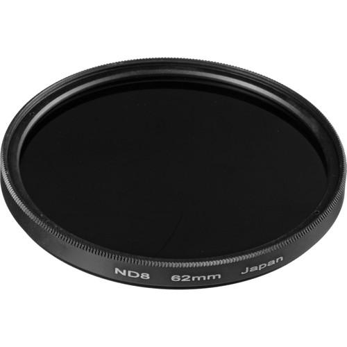 General Brand 62mm Solid Neutral Density 0.9 Filter ND862
