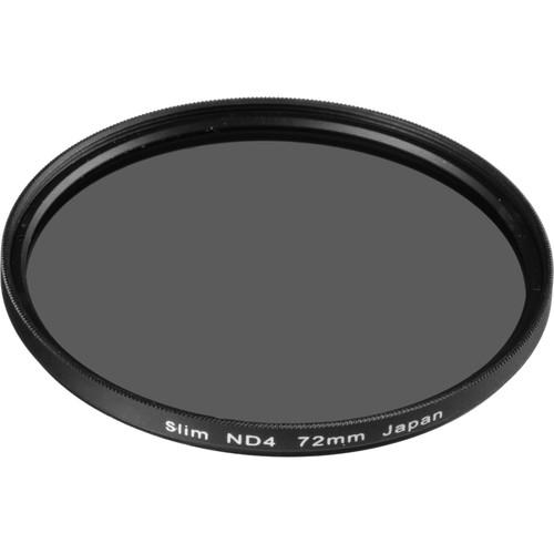 General Brand 72mm Solid Neutral Density 0.6 Filter ND472