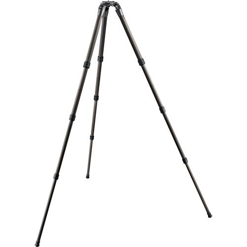 Gitzo GT3542XLS Series 3 Carbon Fiber Tripod with Oben GH-50