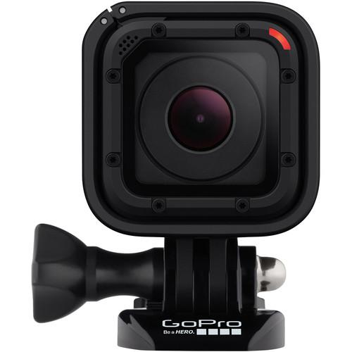 GoPro HERO4 Session with Head Strap and 32GB microSD Card Kit