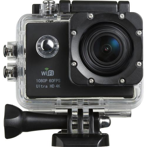 GVB GVB 4K Action Camera and 1-Axis Wearable Gimbal Kit