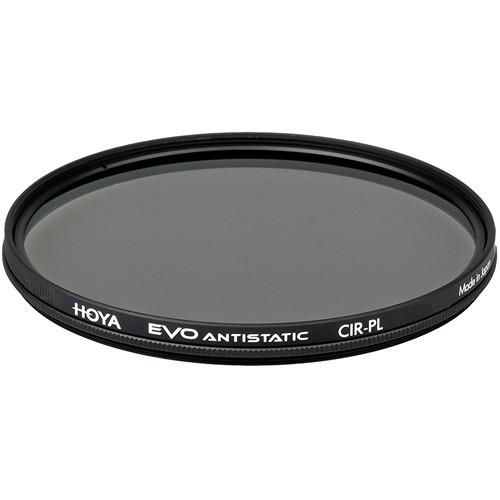 Hoya 77mm EVO Antistatic Circular Polarizer Filter XEVA-77CPL