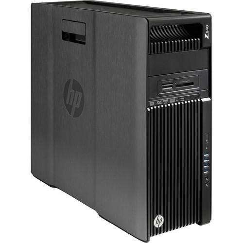 HP HP Z640 Series F1M61UT Turnkey Workstation with two Xeon