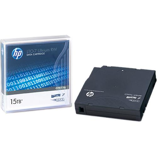 HP  LTO-7 Ultrium 15TB RW Data Cartridge C7977A