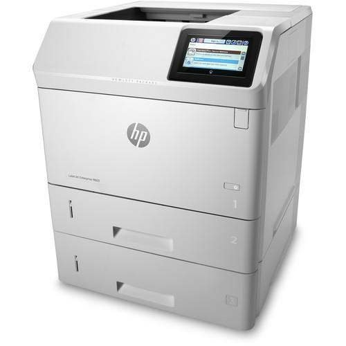 HP M605x LaserJet Enterprise Monochrome Laser Printer E6B71A#BGJ