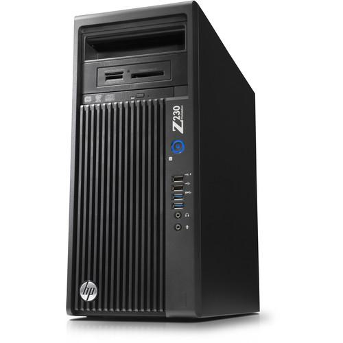 HP  Z230 D1P34AV Tower Workstation D1P34AV#ABA