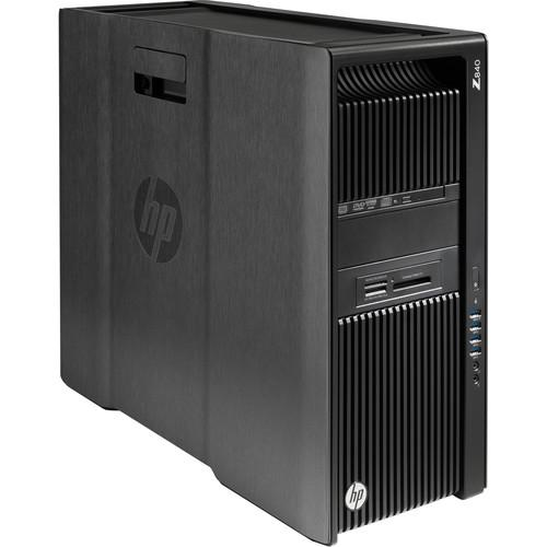 HP Z840 Series L0P09UT Turnkey Workstation with 32GB RAM, 2 x