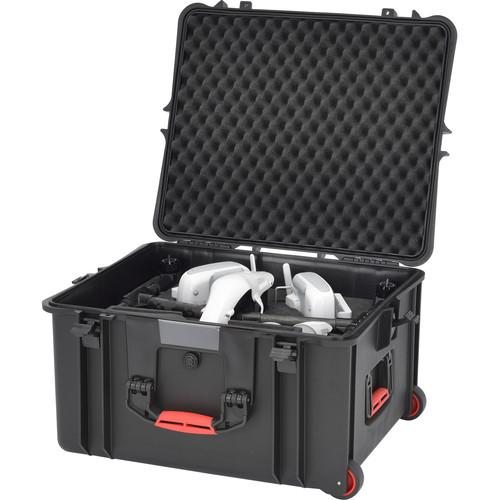 HPRC 2730WINSPRO Wheeled Hard Case with Foam HPRC2730WINSPRO