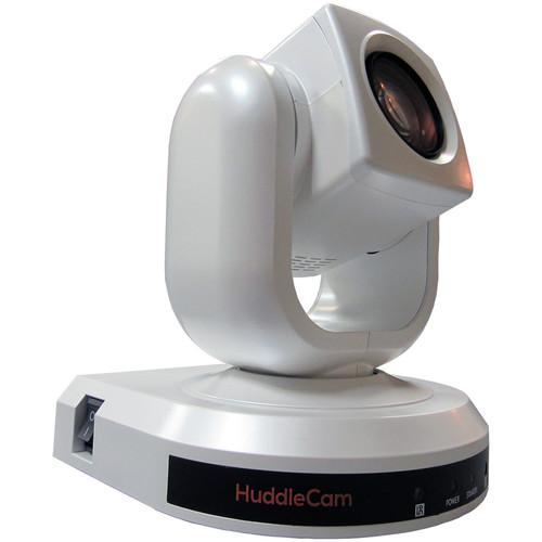 HuddleCamHD 3.27MP 30x USB 3.0 PTZ Camera (White) HC30X-WH-G2