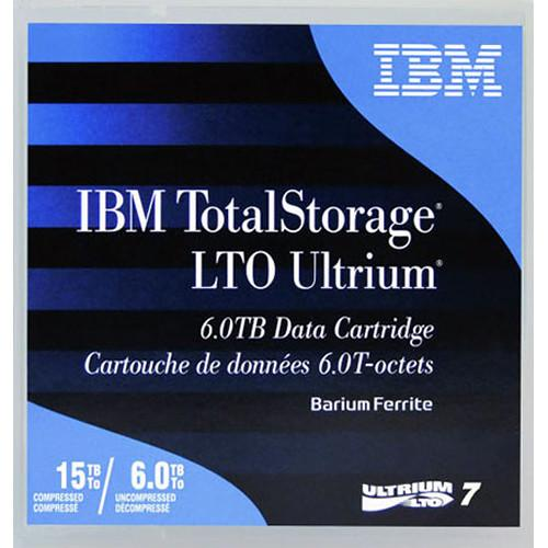 IBM LTO Ultrium 7 6TB Rewritable Data Cartridge Tape 38L7302