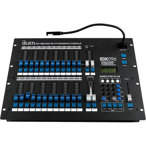 ikan  IDX-096 96 Channel DMX Console IDX-096