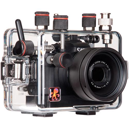 Ikelite Underwater Housing with TTL Circuitry for Canon 6146.05