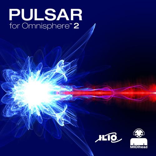 ILIO Pulsar - Patches for Omnisphere 2 (Download) IL-PULS