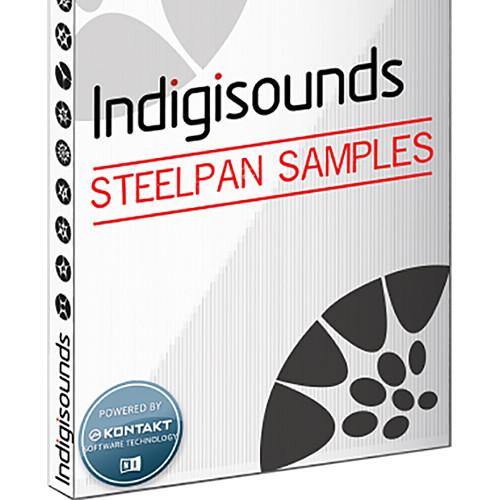 IndigiSounds Steelpan Samples (Download) 12-41316