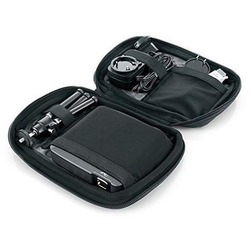 Ivation Travel Case for Compact Pocket Projector IVPJCASE01