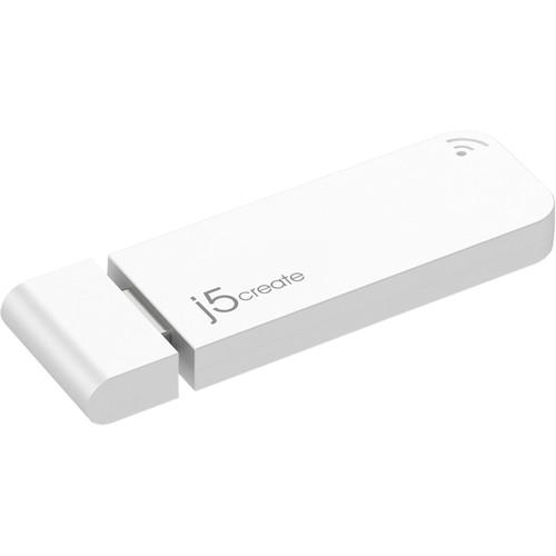 j5create Wireless AC1200 Dual-Band USB 3.0 Adapter JUE304