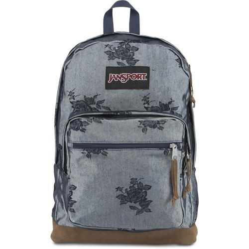 JanSport Right Pack Expressions 31L Backpack JS00TZR60FB
