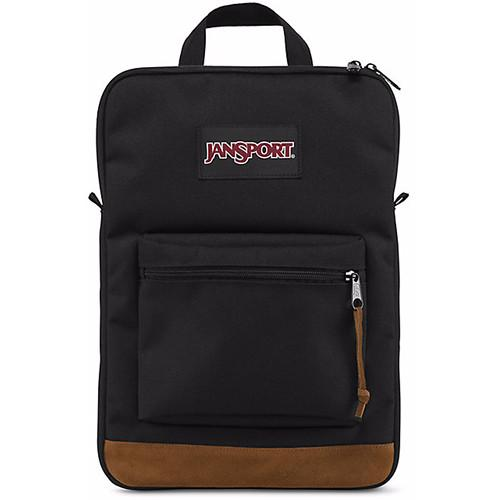 JanSport Right Pack Sleeve Backpack (Black) JS00T69C008