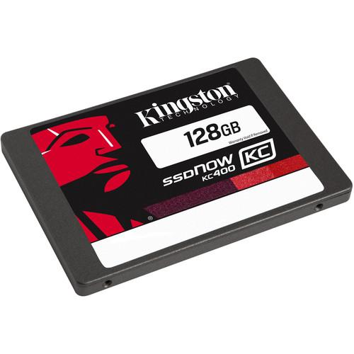 Kingston KC400 Solid-State Drive (128GB) SKC400S37/128G