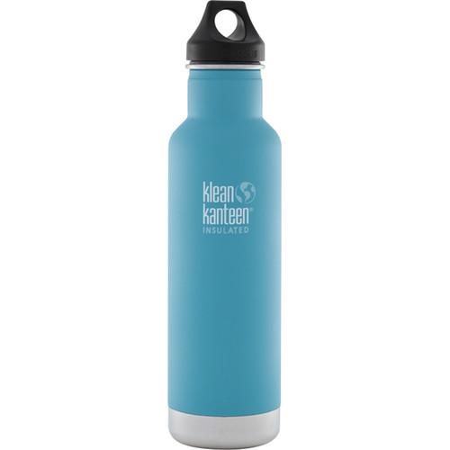 Klean Kanteen Vacuum Insulated Classic Water Bottle K20VCPPL-QS