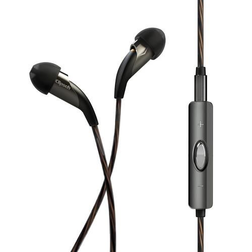 Klipsch  X20i In-Ear Headphones (Black) 1062167