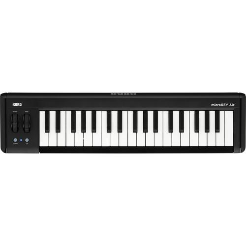 Korg Korg microKEY AIR-37 Bluetooth Midi Keyboard MKEYAIR37