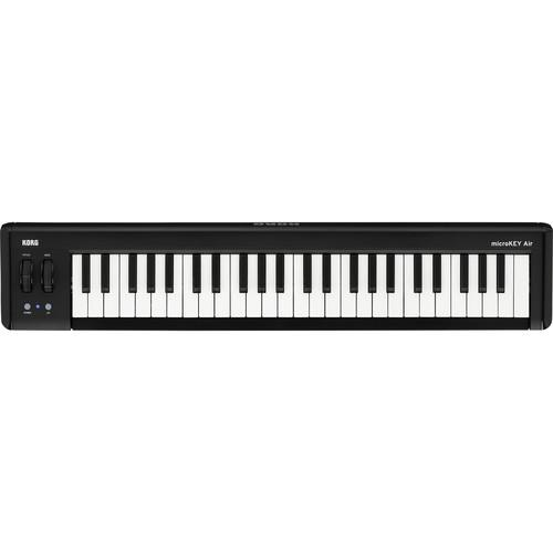 Korg Korg microKEY AIR-49 Bluetooth Midi Keyboard MKEYAIR49