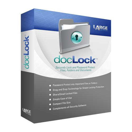 Large Software  docLock 2015 (Download) DOCLOCK